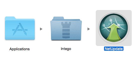 NetUpdate in Applications folder