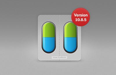 Intego VirusBarrier 10.8.5 update icon