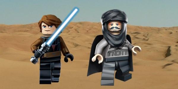 Prince Harming and Dark Jedi
