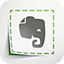 Evernote Web Clipper extension icon