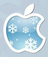 Frosty Apple