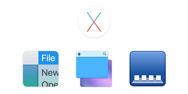 OS X El Capitan Interface Tweaks