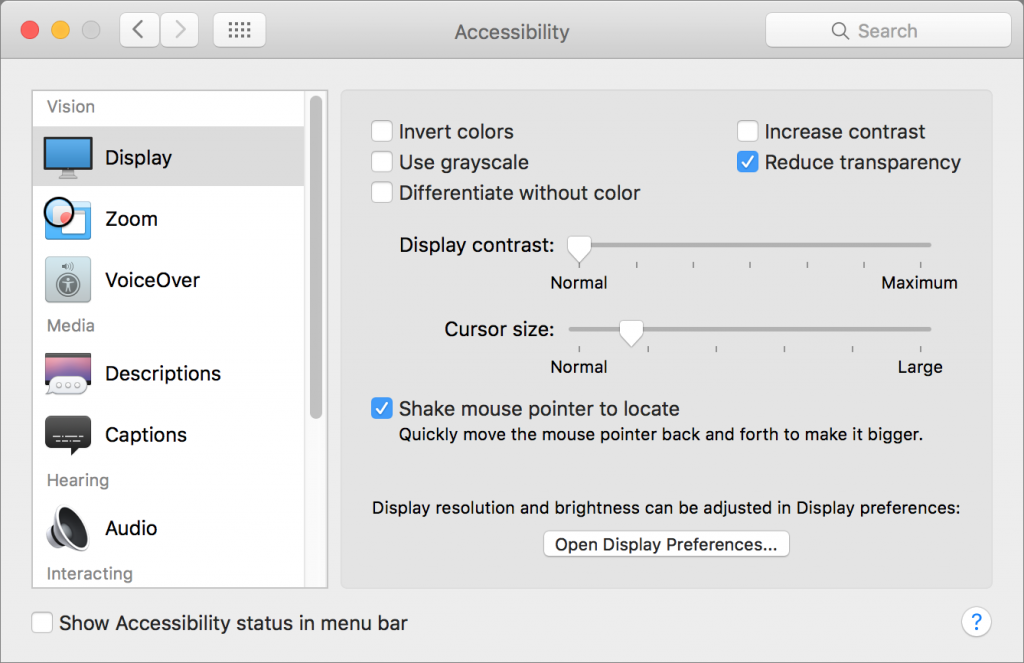 cursor-size