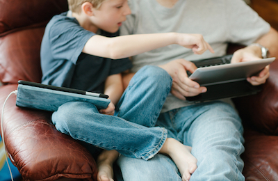 How Kids Screen Time Interferes with Daily Activities
