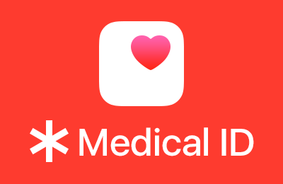 Set up Medical ID using iOS Health app