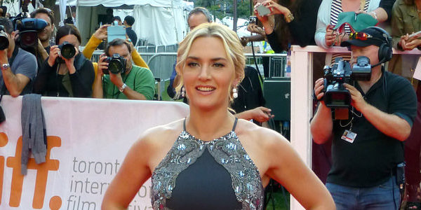 Kate Winslet Urges Parents to Limit Kids Screen Time