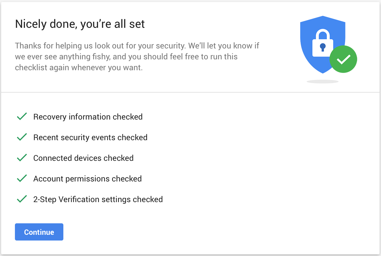 How to Manage Gmail and Google Security and Privacy Settings