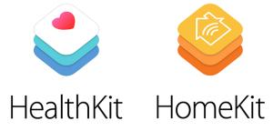 HealthKit and HomeKit
