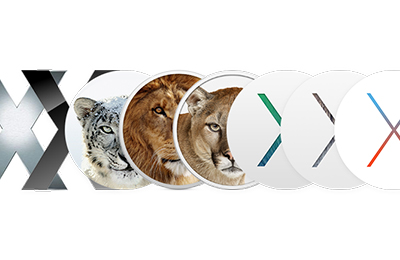 OS X History