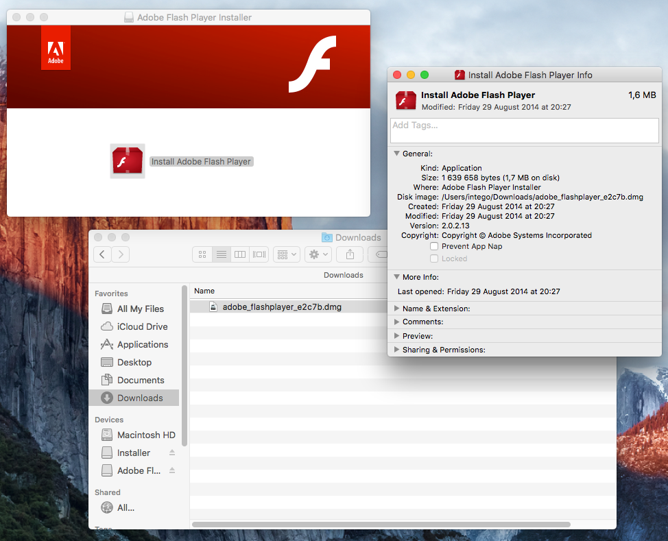 Mac Users Attacked Again by Fake Adobe Flash Update | The