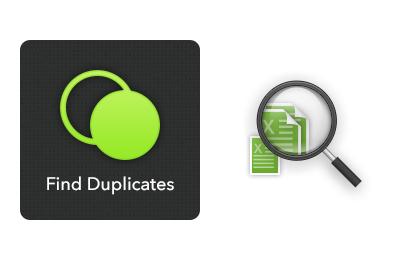 Find Duplicates