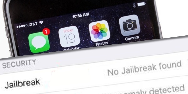 Jailbreak detection app banned