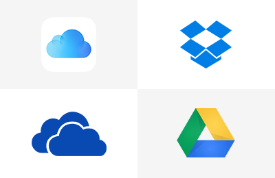 Cloud Storage Comparison iCloud Drive vs Dropbox vs Google Drive vs OneDrive