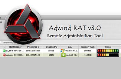 Adwind RAT Malware