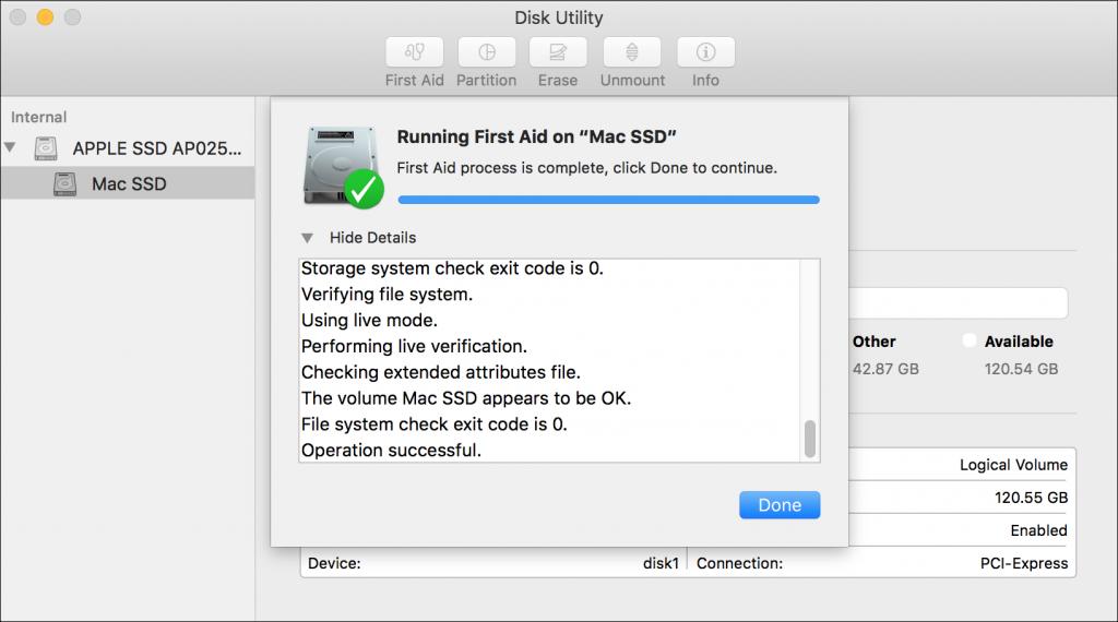disk-repair