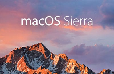 Prepare Mac for macOS Sierra