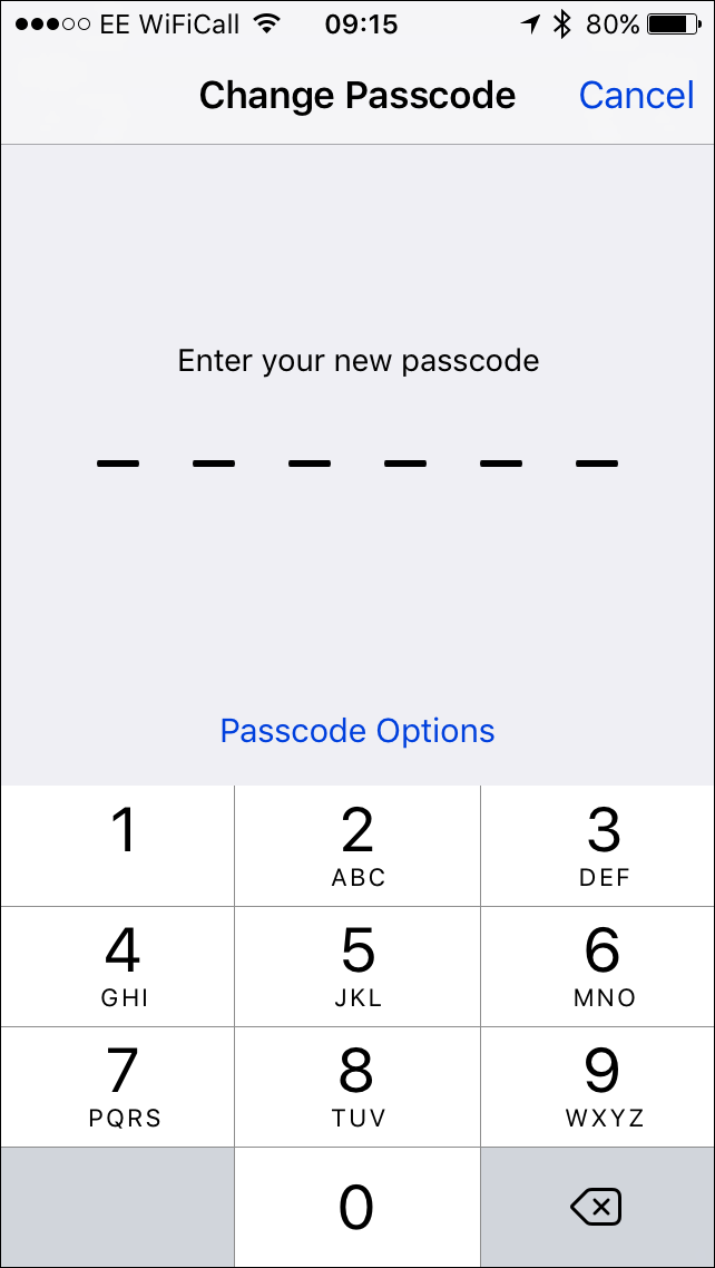 crack iphone passcode 2015 form