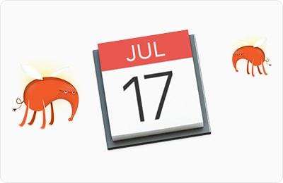 Block iCloud Calendar Spam