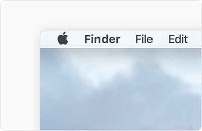 How to use the Mac Menu Bar