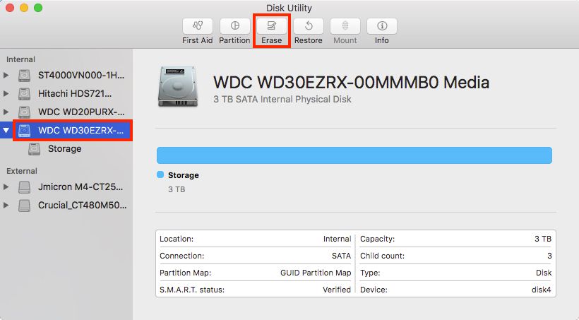 How to Securely Erase Data from Your Mac and External Drives | The