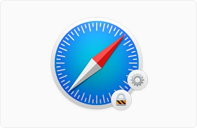 Secure Safari Web Browser