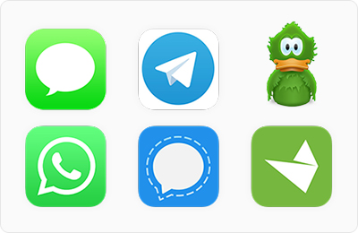 6 Encrypted Messaging App Options for Mac and iOS | The Mac
