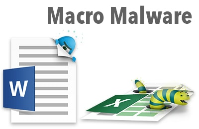 Dangerous Macro Malware Ahead