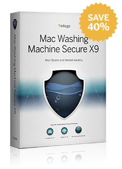 Mac Washing Machine Secure X9 Promo