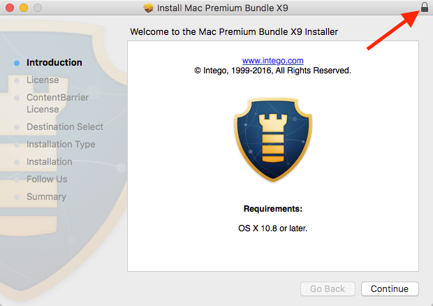Mac Premium Bundle X9 installer