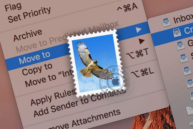 File Email Mac