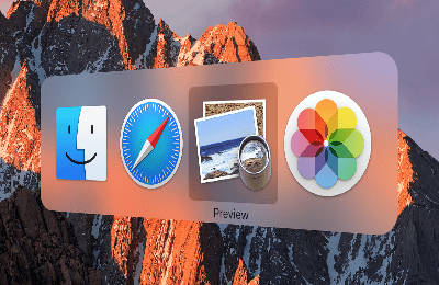 Mac App Switcher