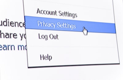 Social Media Privacy Settings