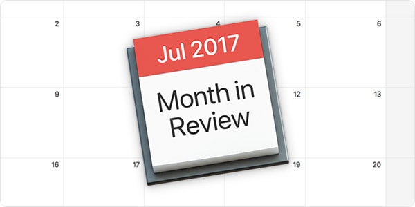 Month in Review: Apple Security in July 2017