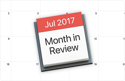 Month in Mac Security - July 2017