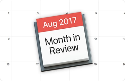 Apple Month in Security Aug 2017