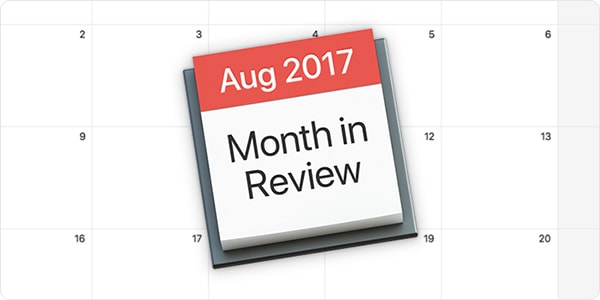 Month in Review: Apple Security in August 2017