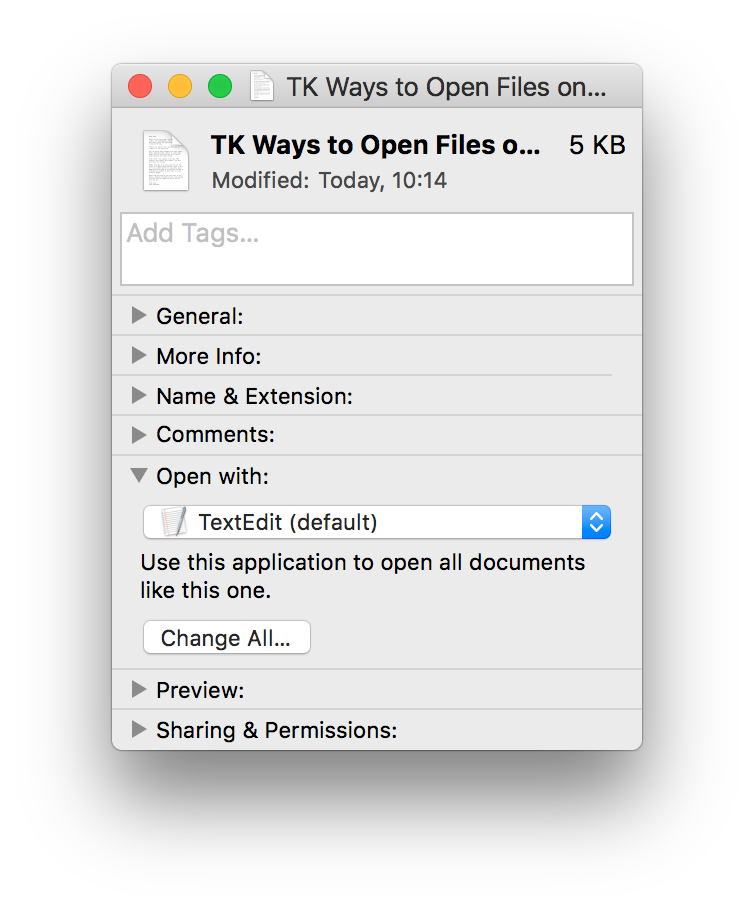 12 Ways to Open Files on a Mac | The Mac Security Blog