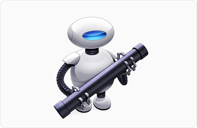 Automator Resize Images