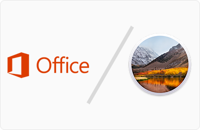 Microsoft Office for Mac 2011 macOS High Sierra Support