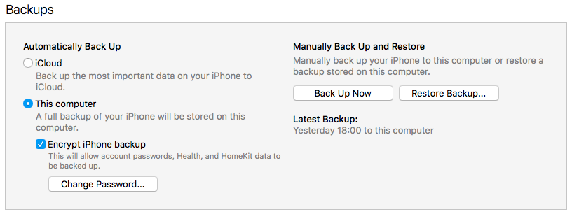 The Ultimate Guide to Backups and Storage for iPhone and iPad | The