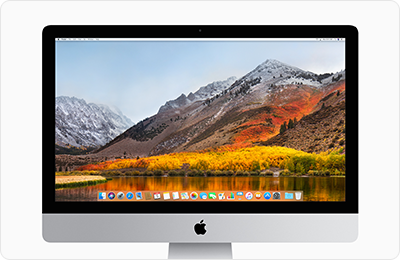 macOS High Sierra FAQ