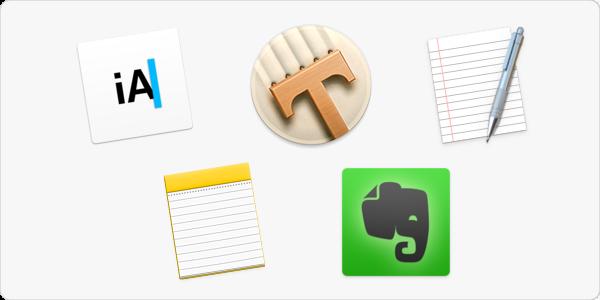 Text Editors for the Mac