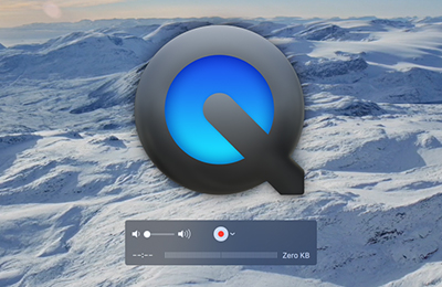 Screen Recording on a Mac