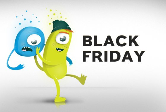 Black Friday Deals Security