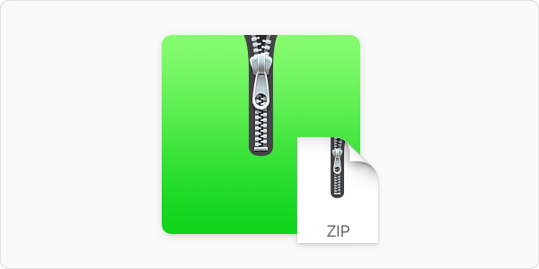 Zip file mac download