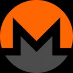 Monero cryptocurrency logo