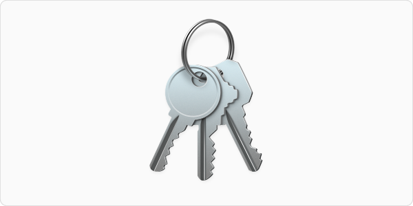 how to retrieve icloud keychain passwords on mac