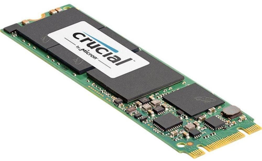 Solid State Drive SSD - Crucial Micron