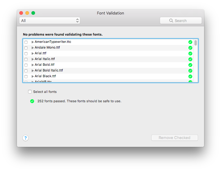 How to Verify Your Mac's Software Is Running Smoothly | The