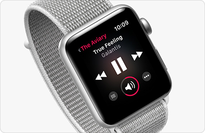 Play Music on Apple Watch